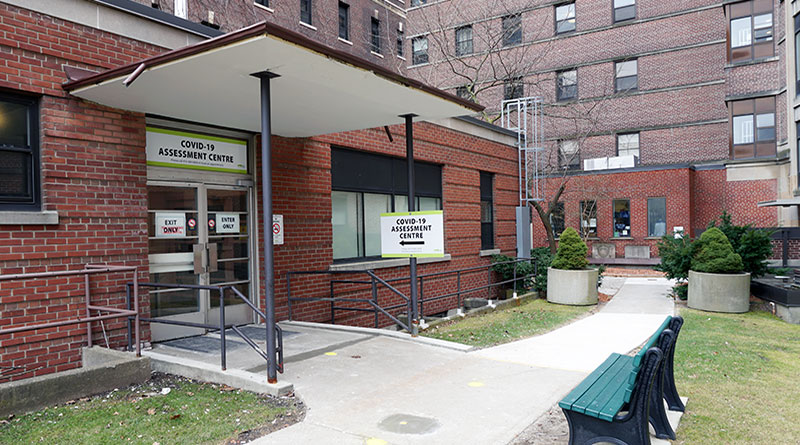 Assessment centre at Michael Garron Hospital