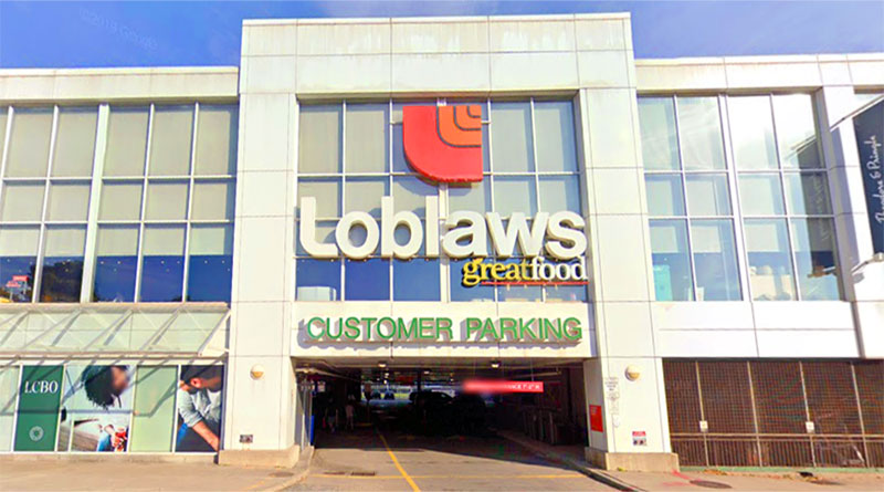 Loblaws on St. Clair Ave. West