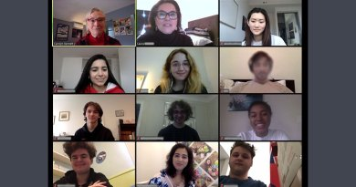 Going back to normal not option, youth council says in zoom conference