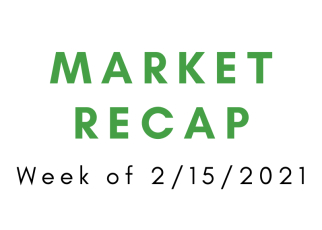 stock market recap