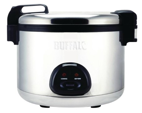 Best Commercial Rice Cooker & Warmers - Buffalo CK698 Jumbo Rice Cooker