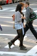 Tattered Shorts & Stockings II