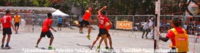 2014 Singapore Street Handball Challenge02