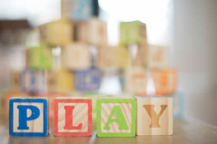 The concept that play is important for colleagues to relax and enjoy team building activities