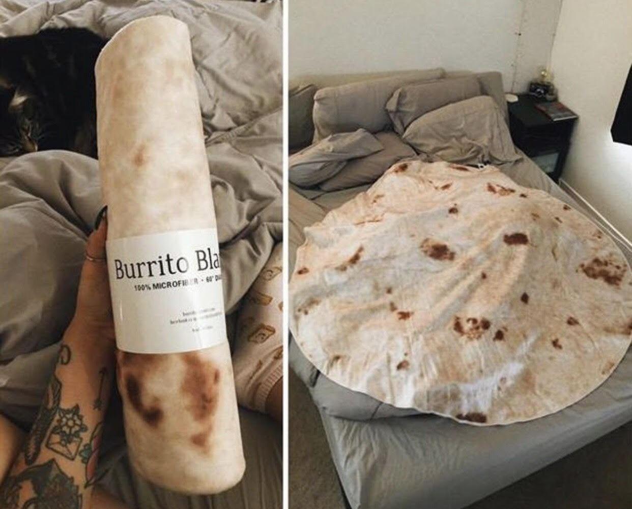 Burrito takaró