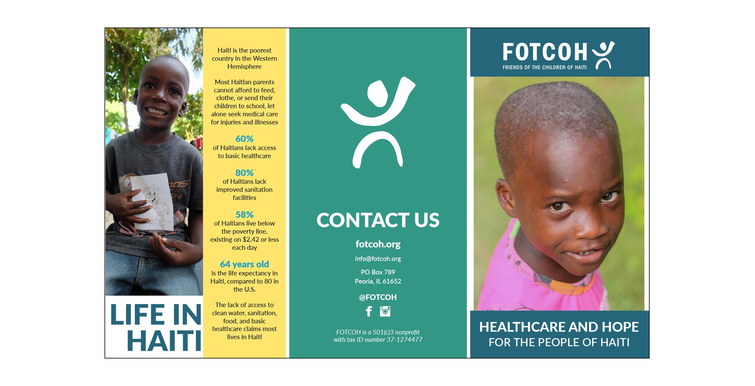 FOTCOH Brochure (Outside)