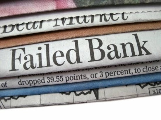 Security of Customer's Funds In Failing Banks