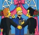 Gay Wedding Homer