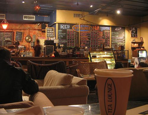 Tea Lounge Union