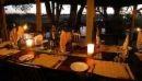 Tubu Tree dining room