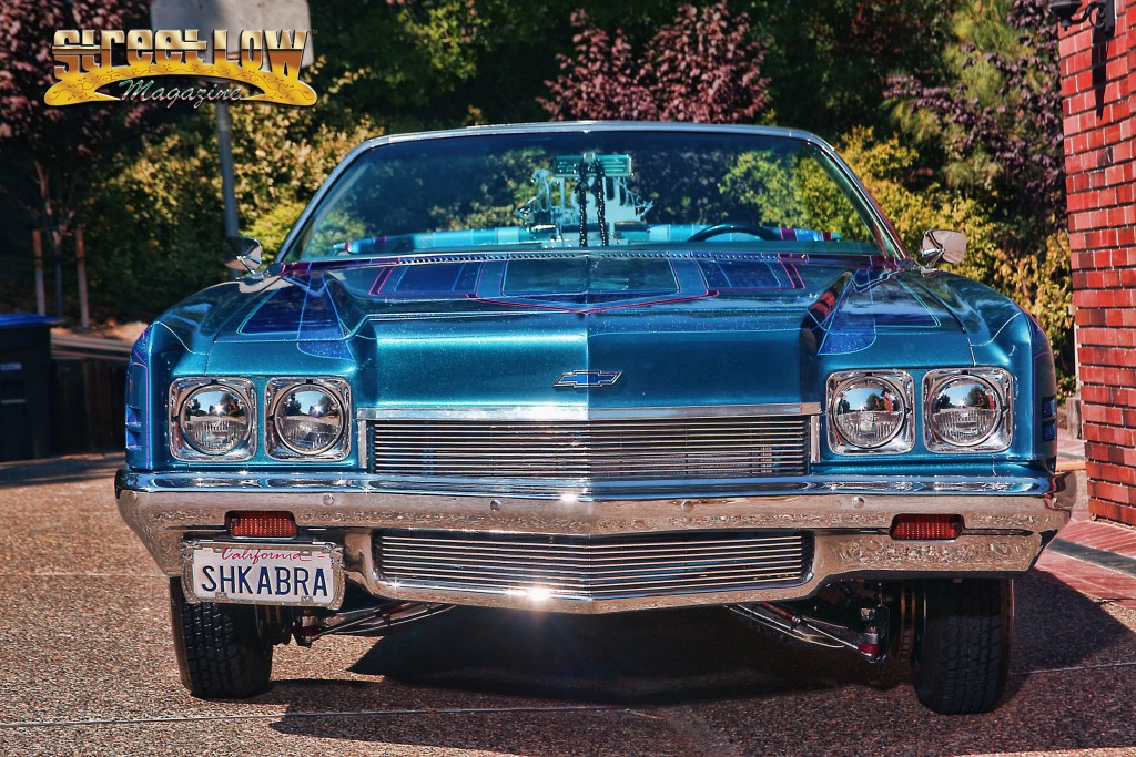 "1972 Chevy Impala Convertible ""Tropical Breeze"" – Streetlow"
