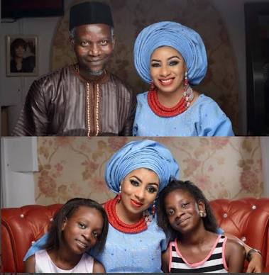 Photos: Mide Funmi-Martins pregnant with baby number 3