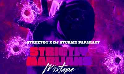 Street Ot X DJ Sturmmy Paparazy - Strictly Marllians Mixtape (June Edition)