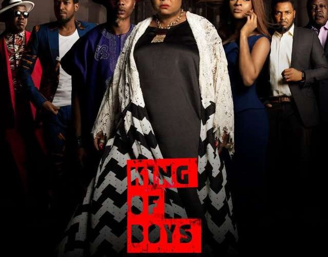 king of boys cover