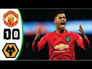 Manchester United 1-0 Wolverhampton - All Goals & Highlights 2020