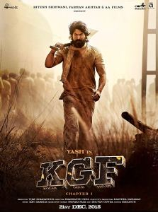 K.G.F: Chapter 1 (2018) – Bollywood Movie