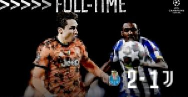 FC Porto vs Juventus 2-1 – Highlights [DOWNLOAD VIDEO]