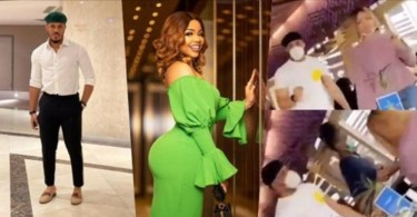 """""""So cute together"""" – Fans gush as Ozo, Nengi spotted on a date (Video)"""