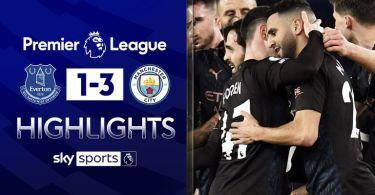 Everton vs Manchester City 1-3 Highlights [DOWNLOAD VIDEO]