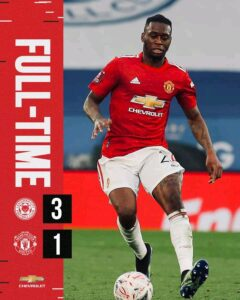 Leicester City vs Manchester United 3-1 Goal Highlights 21/3/2021