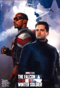 The Falcon and the Winter Soldier Season 1 Tv Series