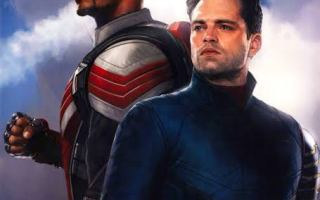 The Falcon and the Winter Soldier Season 1 Episode 1 Tv Series