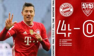 Bayern Munich 4-0  VfB Stuttgart - Highlights [DOWNLOAD VIDEO]