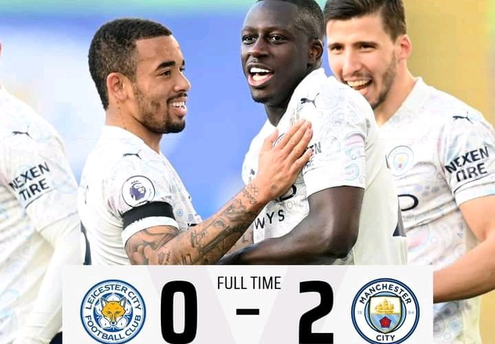 Leicester 0-2 Manchester City - Highlights [DOWNLOAD VIDEO]