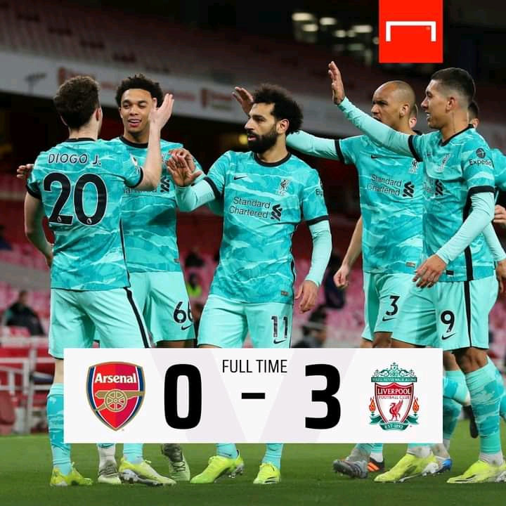 Arsenal 0-3 Liverpool - Highlights [DOWNLOAD VIDEO]
