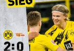 Borussia Dortmund 2-0 Union Berlin – Goal Highlights