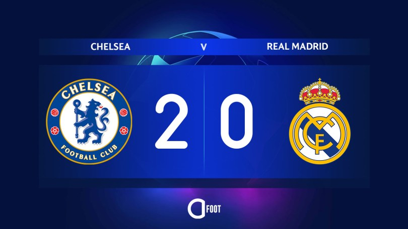 chelsea 2-0 Real Madrid - Goals Highlights [DOWNLOAD VIDEO]