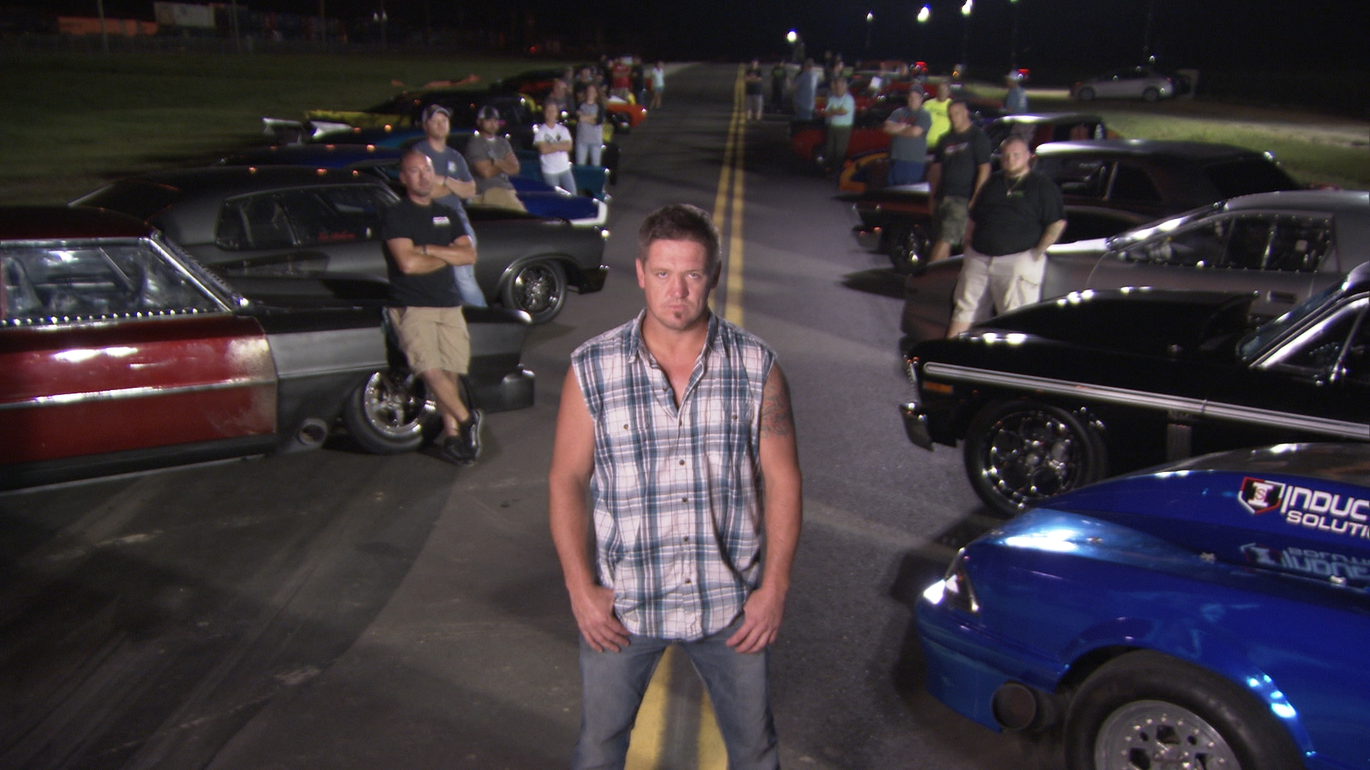 About Street Outlaws Memphis - Discovery Racing Series