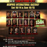 Street Outlaws Announces Live Events!