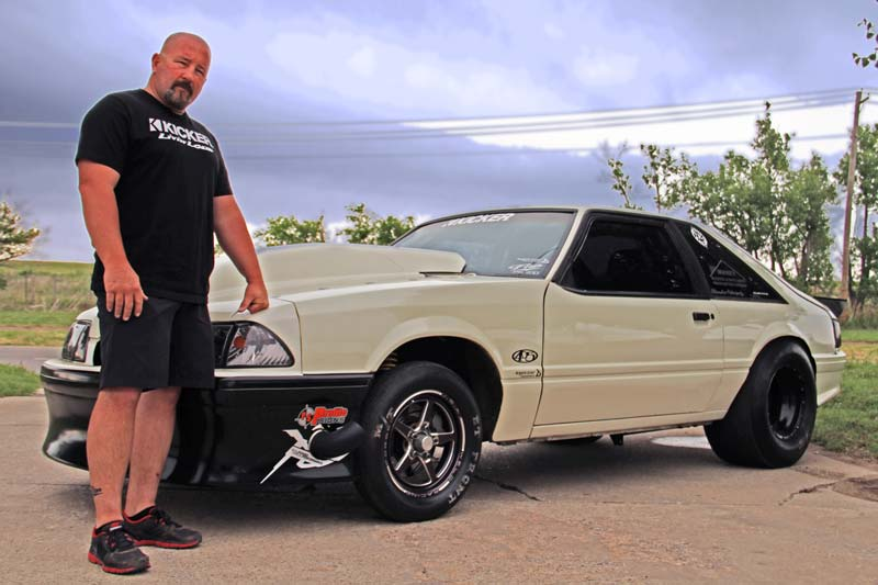 Chuck - Street Outlaws On Discovery Bio