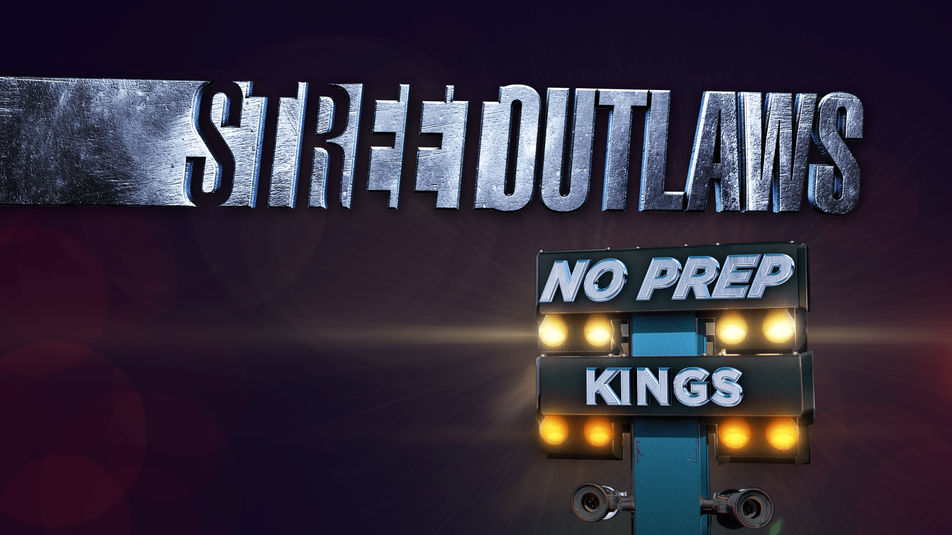 The newest Street Outlaws series is almost here! In No Prep Kings, we're taking our racers off the streets and onto an unprepared and relentless track.