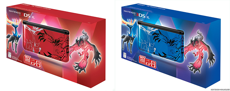 3DS_XL_Pokémon_XY