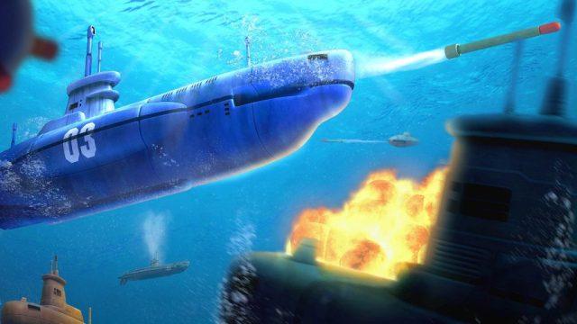 Steel Diver - Sub Wars