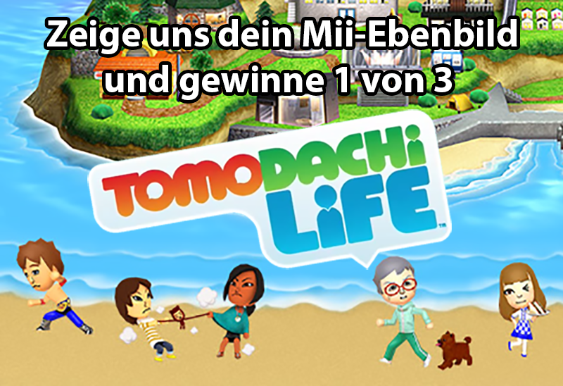 Tomodachi Contest