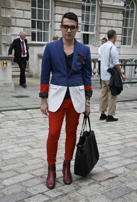 Jil Sander Suit London Street Fashion Street Peeper