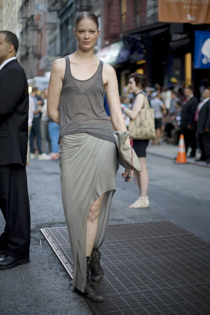 Kate Erickson NYC Street Fashion Street Peeper