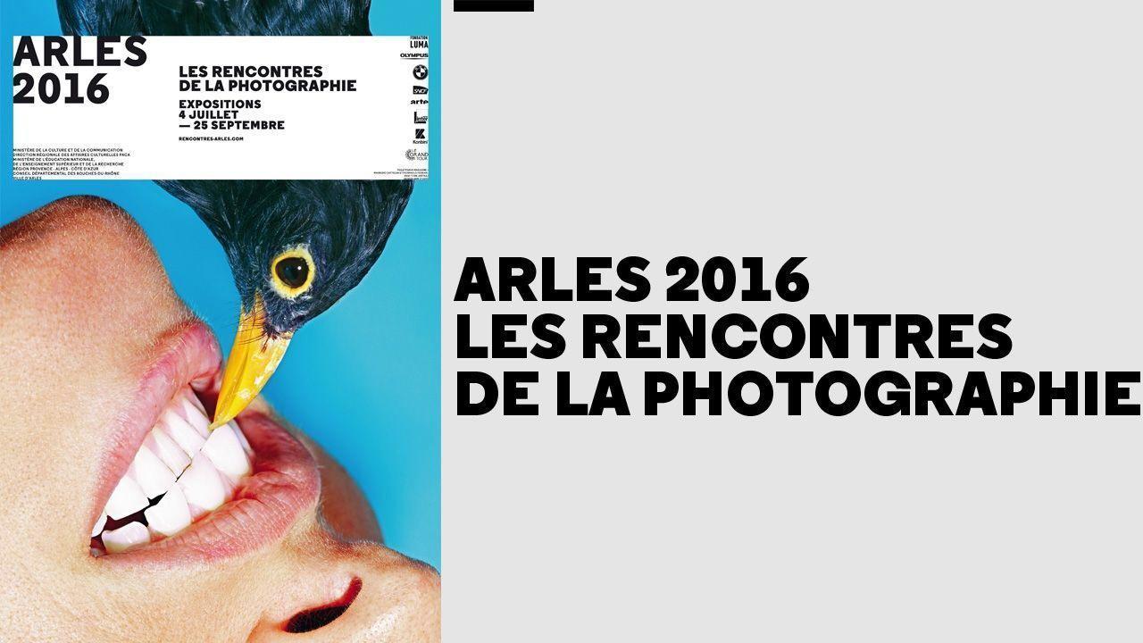 Rencontres Arles 2016