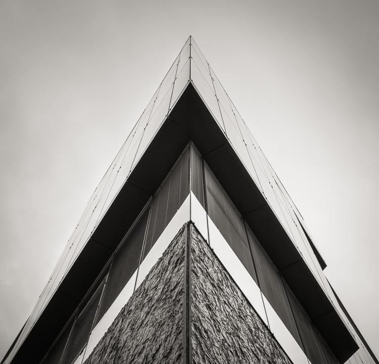 Inspiration en architecture. Immeuble Sud-Ouest Bordeaux