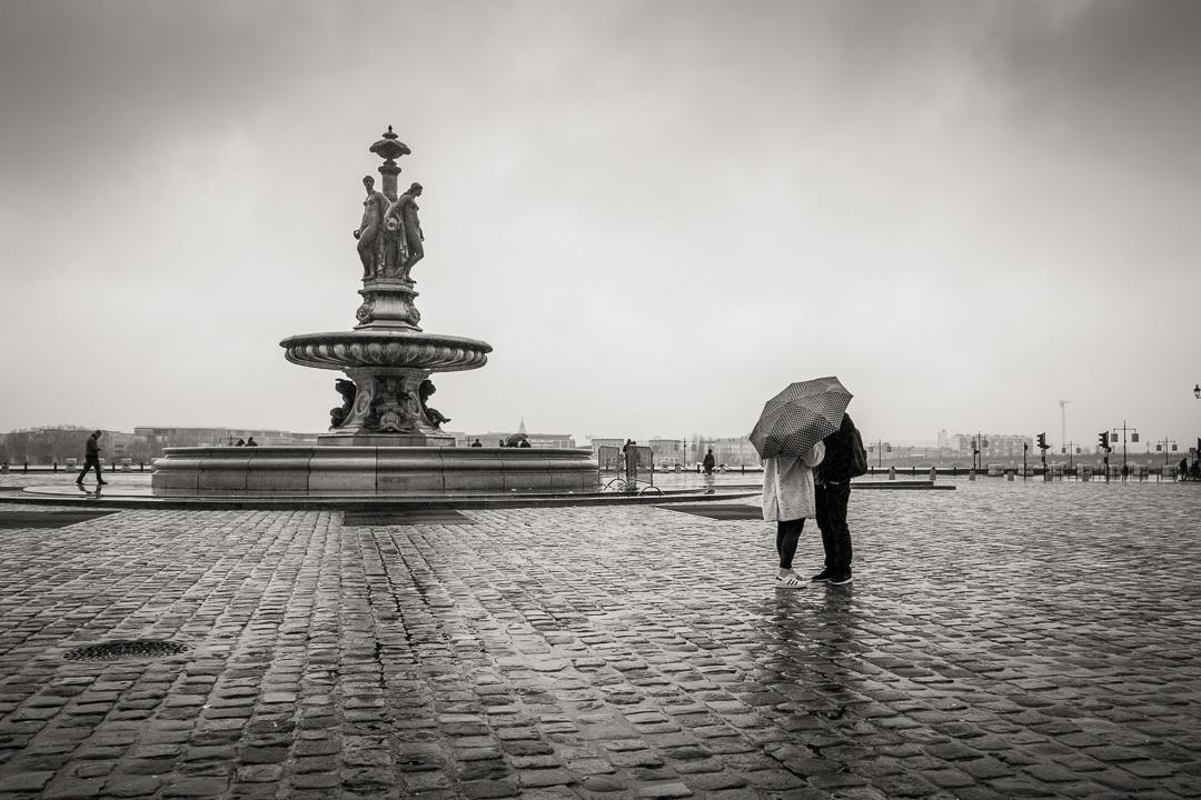 Un coin de parapluie pour un coin de paradis