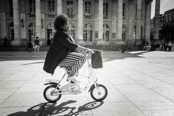 Mini vélo Bordeaux Opéra