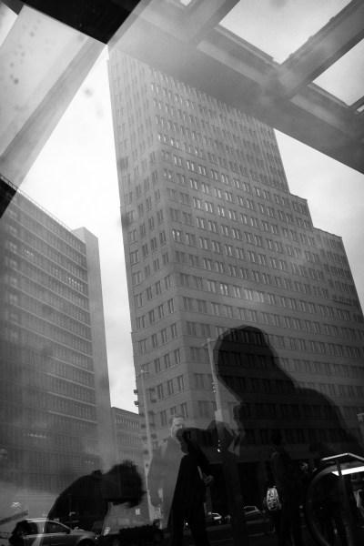 berlin potsdamer platz street photography