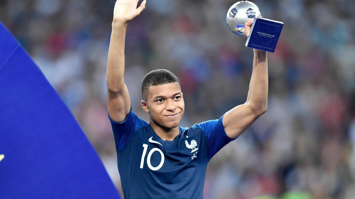 El mejor jugador joven del Mundial ya tiene su propia canción de rap