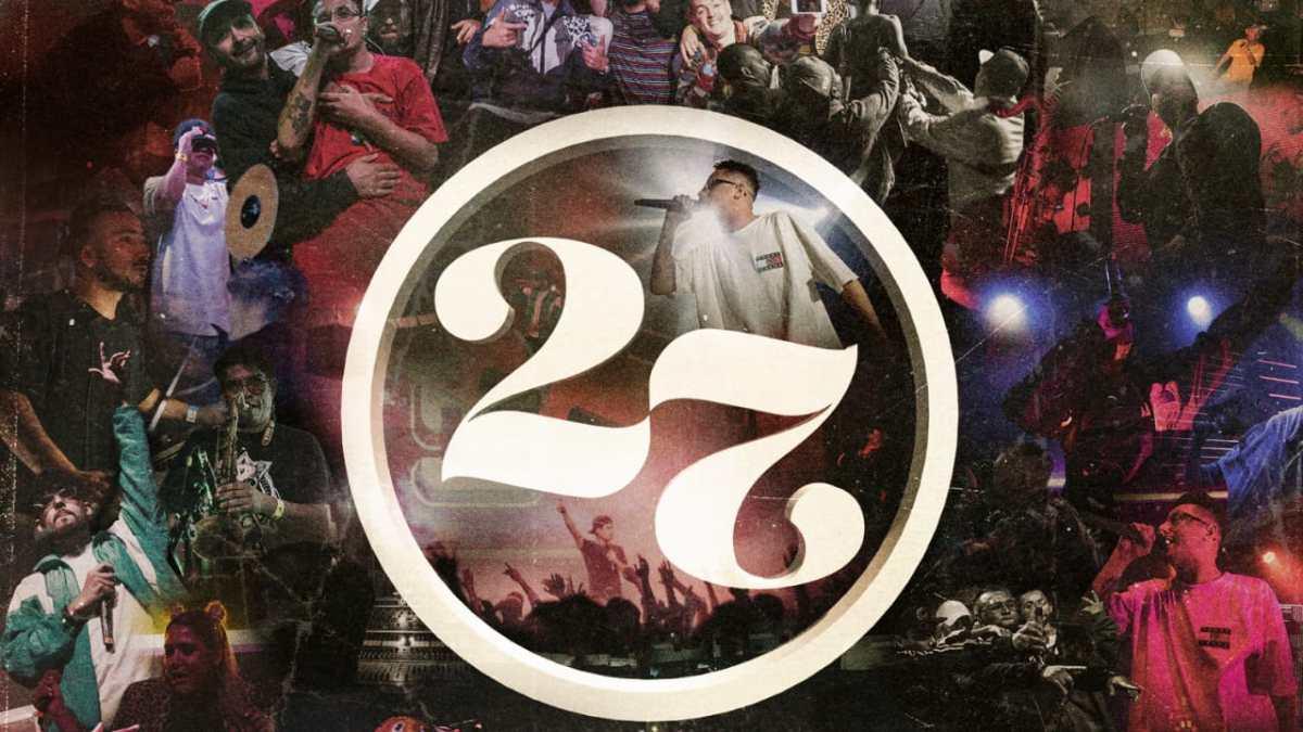 """Jonas Sanche repasa su historia con el documental """"Street Documents"""" y libera la versión en vivo de su álbum """"27"""""""