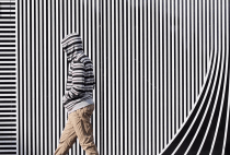 Stripes on Stripes: Trend in Fashion and Photography?