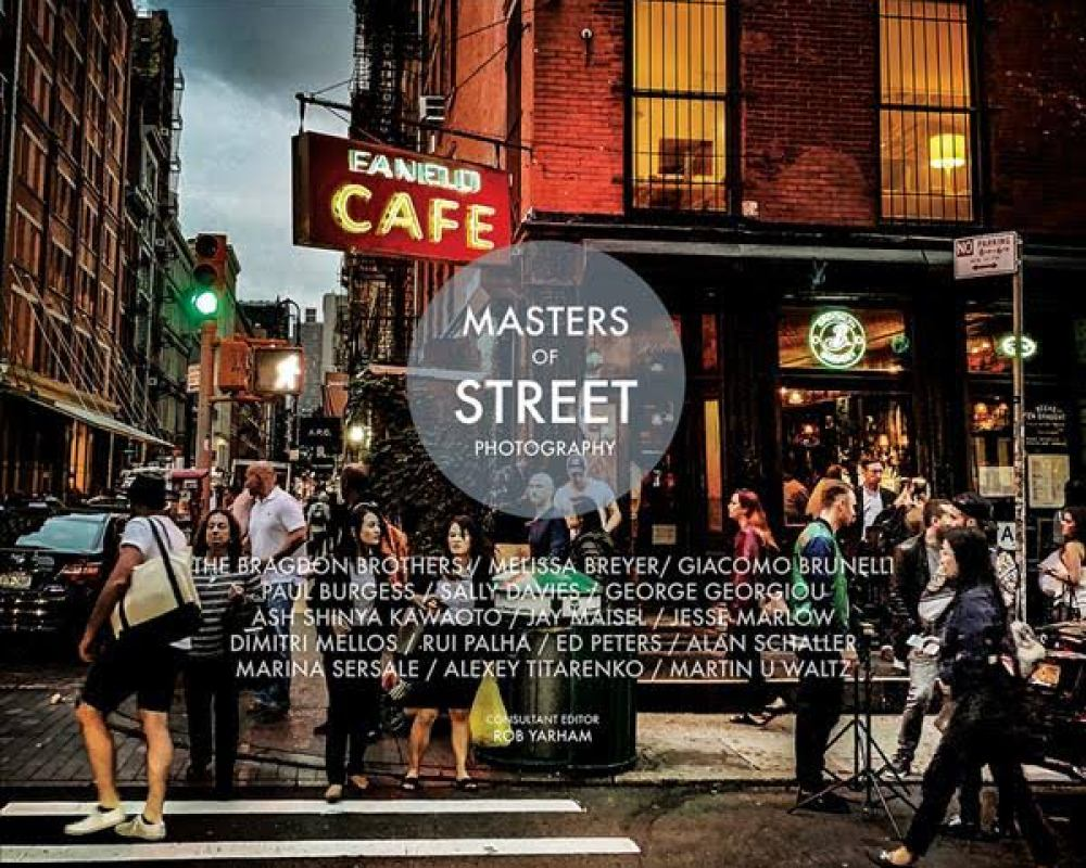 Book Review: Masters of Street Photography