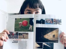 StreetRepeat published by Dutch weekly Volkskrant Magazine